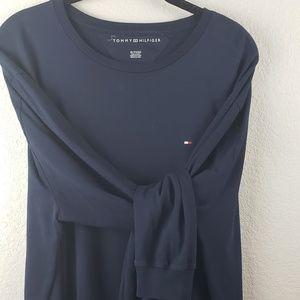 Tommy Hilfiger | Men's Crew Neck Long Sleeve Shirt